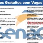 CURSOS GRATUITOS SENAC- 2018