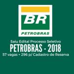 Petrobras abre processo com  663 vagas- Nível médio$ 2.217,56 a R$ 10.726,45 de acordo com o cargo pleiteado.