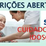 Senac oferece cursos profissionalizante Grátis de cuidador de idoso e Auxiliar administrativo.
