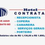 HOTEL CONTRATA PARA DIVERSAS ÁREA
